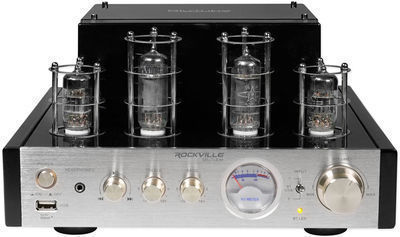 Rockville BluTube 70W Hybrid Tube Stereo Amplifier