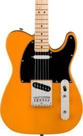 Squier FSR Bullet Telecaster Maple Fingerboard Butterscotch Blonde Guitar