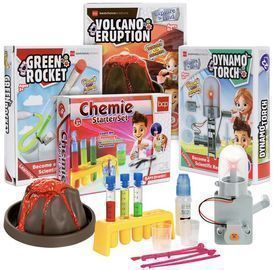 4-in-1 Science Project Kit