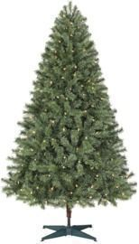 Home Accents Holiday 6.5ft. Pre-Lit LED Artificial Christmas Tree