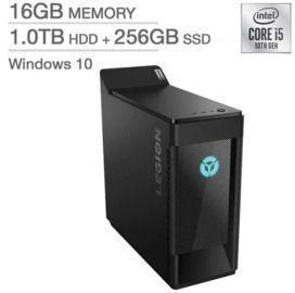 $200 Off - Lenovo Legion 5 Desktop