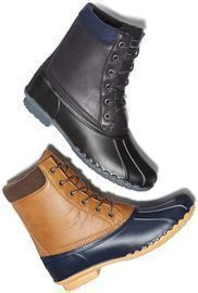 Weatherproof Vintage Men's Adam Duck Boots