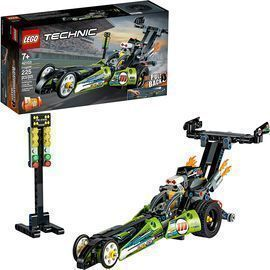 Lego Technic Dragster Pull-Back Racing Toy