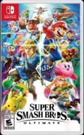 Super Smash Bros. Ultimate *Pre Owned* - Nintendo Switch