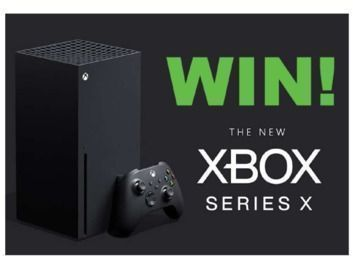 Win the New Xbox Series X Contest (via our Facebook Group)