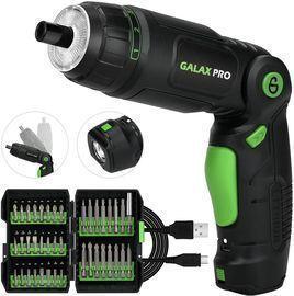 GALAX PRO 2000mAh 3.6V Li-on 4Nm Electric Screwdriver + 39pc Bits