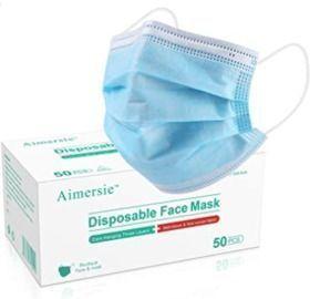 Disposable Masks - 50pk