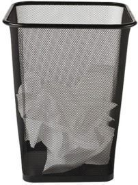 Staples Indoor Trash Can