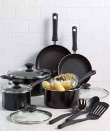 Nonstick 13-Pc. Cookware Set
