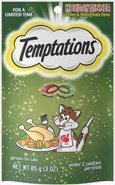 TEMPTATIONS Classic, Crunchy and Soft Cat Treats