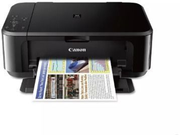 Canon Pixma MG3620 Wireless Inkjet All-In-One Printer, Black
