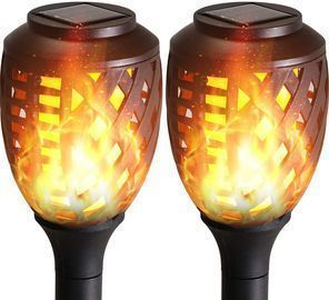 2 Pack of Grand patio Solar Lights