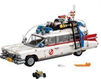Ghostbusters Ecto-1 Lego Set