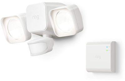 Ring Outdoor Motion-Sensor Security Light (Starter Kit)