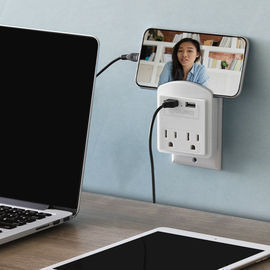 Aduro Surge Combo 2 Outlet Charging Station w/ Dual USB