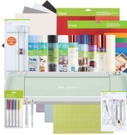 Cricut Explore Air 2, Mint + Everything Bundle