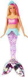 Barbie Dreamtopia Sparkle Lights Mermaid Doll w/Swimming Motion &  Underwater Light Show