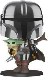 Funko Pop! The Mandalorian and The Child 10 Vinyl Action Figure