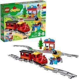 LEGO DUPLO Remote-Control Steam Train