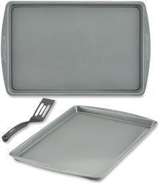 Farberware 3pc Baking Sheet Set