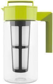 Takeya 1 Quart Iced Tea Maker, Avocado