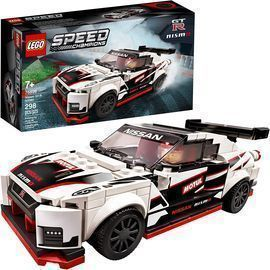 LEGO Speed Champions Nissan GT-R NISMO 76896 Toy Model Cars (298 Pieces)