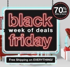 Overstock - Black Friday | Up to 70% Off + Free Delivery