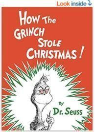 How the Grinch Stole Christmas! (Classic Seuss) Hardcover