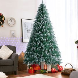 7.5' Frosted Artificial Christmas Tree