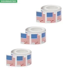 USPS Forever Stamps - 100pk