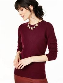 Black Friday Deal NOW! Charter Club Women's Cashmere Sweaters