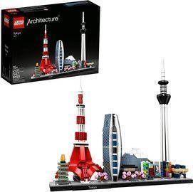 Lego Architecture Skylines Tokyo Building Kit