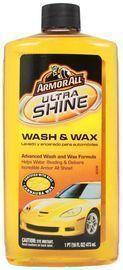 Armor All Car Wash & Wax Spray Bottle