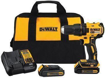 DeWalt 20V Max 1/2 Brushless Cordless Drill Kit