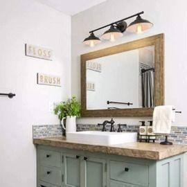 KingSo Bathroom Vanity Light