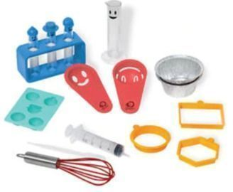 22-pc. Discovery Mindblown Food Science Experiment Kit