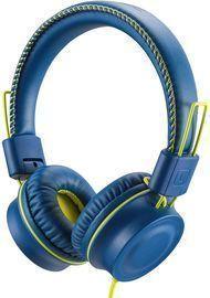 Powmee M2 Kids Headphones Wired Headphone Tangle-Free