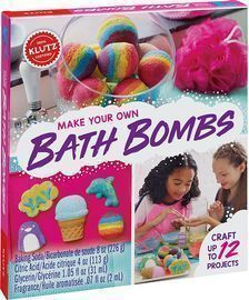 Make Your Own Bath Bomb Kit