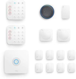 2nd-Gen. Ring Alarm 14-Piece Kit w/ Echo Dot