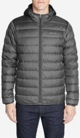 Eddie Bauer Hooded CirrusLite Down Jacket (4 Colors)