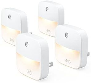 Eufy by Anker Lumi Plug-In LED Night Light 4-Pack