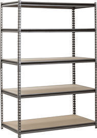 Edsal Muscle Rack 5-Shelf 72 x 48 x 24 Steel Shelving Unit