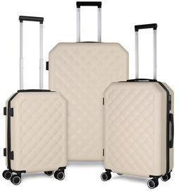 3-Piece Travel Trolley Hard Shell Luggage Set