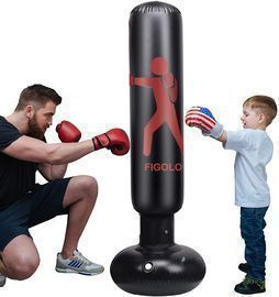 63 Inflatable Punching Bag