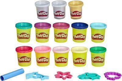 Play-Doh Bulk Mermaid Colors - 13 Pack