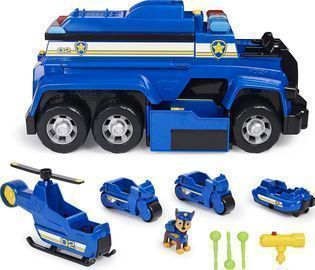 Paw Patrol Chases 5-in-1 Ultimate Cruiser