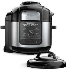 Ninja Foodi 8-qt. 12-in-1 Deluxe XL Pressure Cooker & Air Fryer + $45 Kohls Cash