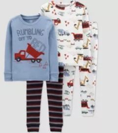 2pc Toddler PJ Sets $6 | 4pc Sets for $10