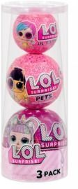 L.O.L Surprise! Re-released Sparkle & Eye Spy 3pk