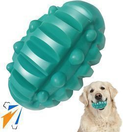 Dog Toy for Aggressive Chewers Indestructible Dog Dental Chew Toy.